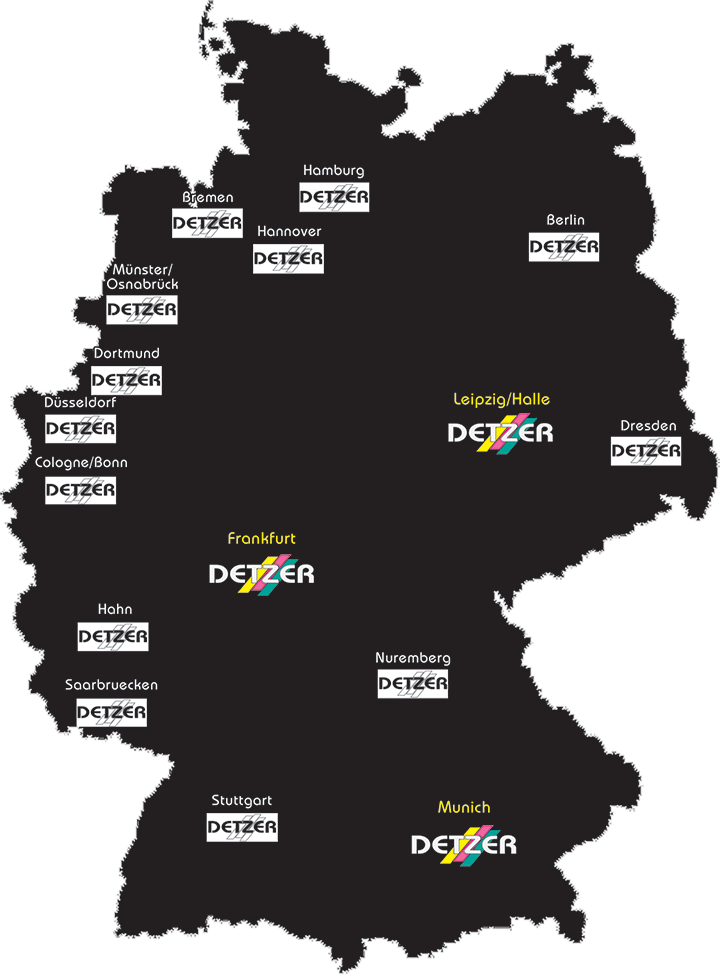 Detzer Group Locations